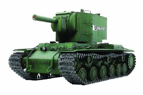 1/16 RCタンクシリーズ No.29 1/16 RCT ソビエト KV-2 重戦車 ギガント フルオペレーション 56029