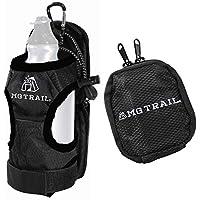 ペットボトルホルダーカバーVer.2.0【MGTRAIL】登山リュックベルトに装着ケージポケットに入るドリンクホルダー水筒折りたたみ傘も収納[改良版]