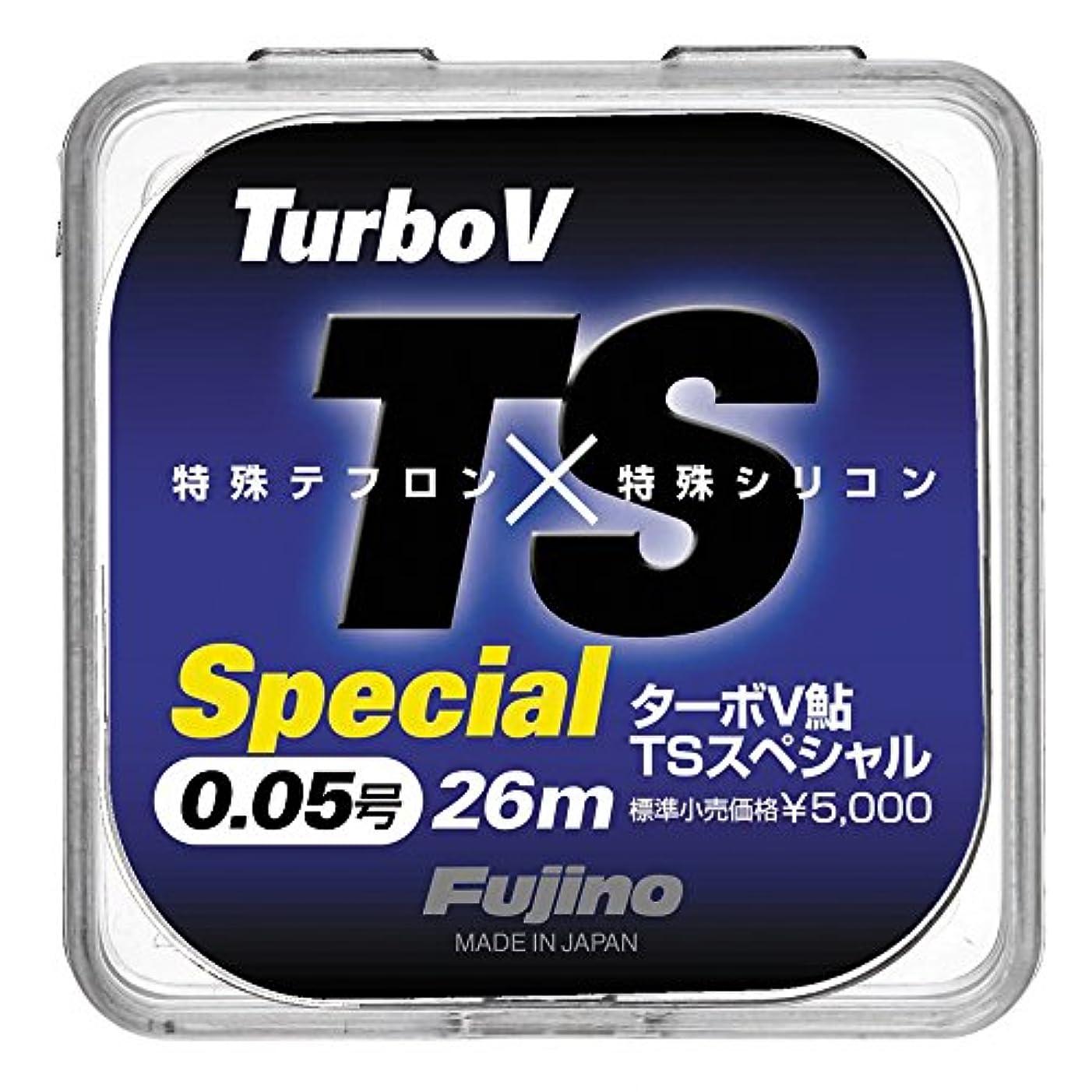 決定的進化監査Fujino(フジノ) ライン ターボV鮎TSスペシャル 26m 0.06
