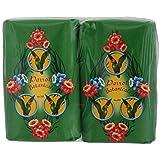 Rose Thai Smile Shop Parrot Botanicals Soap Green Long Last Fragrance 105 G (Pack of 4) Free Shipping