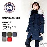 [カナダグース] CANADA GOOSE LADIES BRONTE PARKA #2600JL レディース ダウンジャケット〔SF〕 【CharredWood-S<レディースM〜L>】