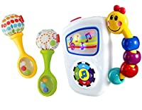 Rattle 'n Rock Maracas Musical with Take Along Tunes by Fisher-Price