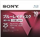 Best Blurays - SONY ソニー ブルーレイ BD-RE くり返し録画用 25GB Vシリーズ 10BNE1VLPS2 Review