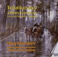 Tchaikovsky: Piano/Orch Works