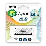 Apacer アペイサー AH450シリーズ AP128GAH450S-1 128GB シルバー USB3.0 日本アペイサー国内3年保証品