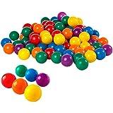 INTEX(インテックス) ファンボール 100個 6.5cm 49602 [日本正規品]