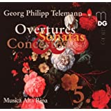 Overtures Sonatas
