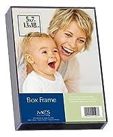 MCS 5x7 Inch Clear Box Frame (11507) [並行輸入品]