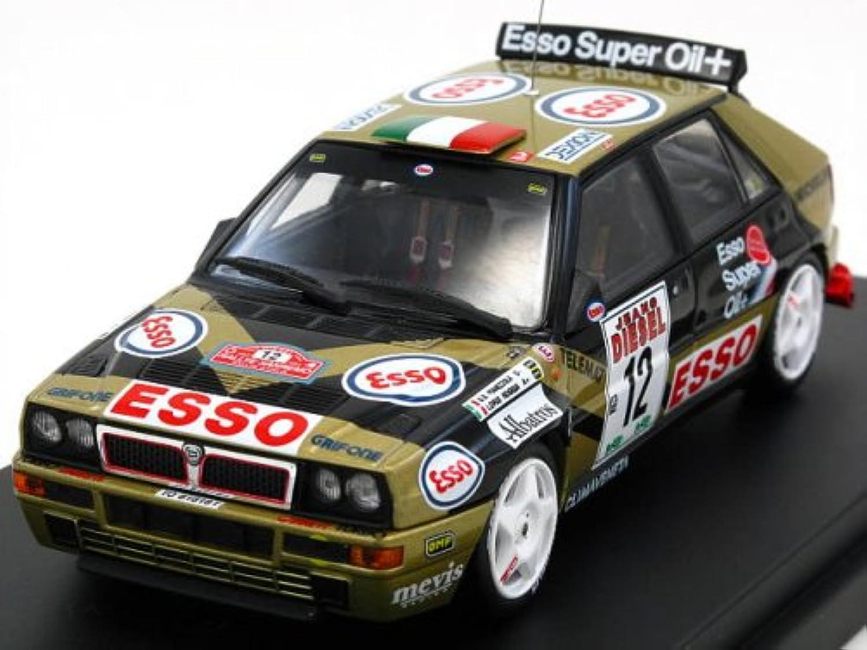 【hpi?racing】1/43 ランチア デルタ HF インテグラーレ No.12 1993 サンレモ