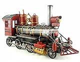 蒸気機関車 鉄道模型 ユニオンパシフィック USA union train ブリキ製 オールド ビンテージ (全て手作り)