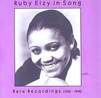 Ruby Elzy in Song (1935-1942)