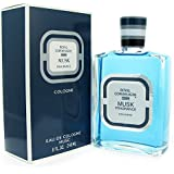 Royal Copenhagen Musk Eau de Cologne Spray for Him, 250ml