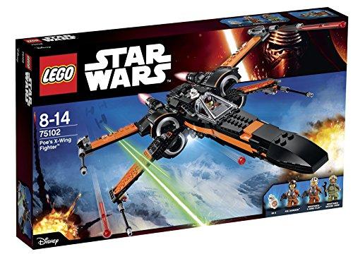レゴ (LEGO)  スター・ウォーズ ポーのXウィング・ファイター[TM] 75102