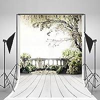 デジタル写真背景幕 花 自然の風景 結婚写真のスタジオ用
