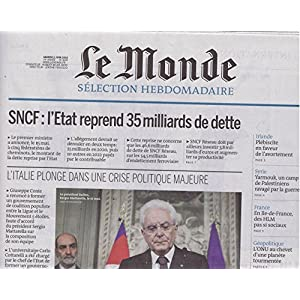 Le Monde Selection [FR] No. 3630 2018 (単号)