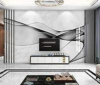 Mbwlkj 抽象的な高級壁紙水大理石壁壁画3Dベッドルーム写真ウォールペーパー壁アートの装飾連絡用紙カスタム-450cmx300cm