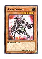 遊戯王 英語版 STBL-EN024 Scrap Soldier スクラップ・ソルジャー (レア) 1st Edition