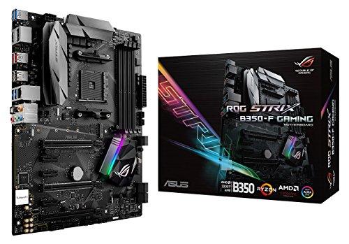 ASUS AMD B350搭載 マザーボード AM4 Socket対応  STRIX B350-F GAMING  【ATX】