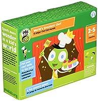 PBS 825452514000 World's Greatest Chef Game Green [並行輸入品]