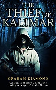 The Thief of Kalimar by [Diamond, Graham]