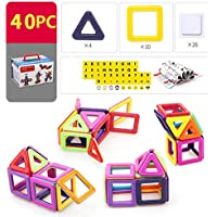 Xixi-colk 子供の教育玩具 創造力 想像力 脳力開発 色彩認識 幾何認知 おもちゃ 無臭および無毒 学習玩具 レンガ 建物 積み木