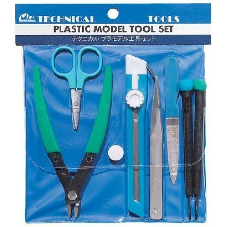 プラ工具セット (A-106)