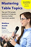 Mastering Table Topics