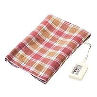 広電 洗える 電気ひざ掛け毛布 120×62cm CWS-H120