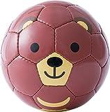 スフィーダ ボール フットサル ジュニア(幼児) サッカーボール FOOTBALL ZOO 1 クマ (国内正規品)