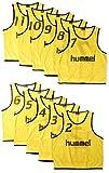 (ヒュンメル)hummel サッカーウェア トレーニングビブス タンクトップ HAK6006Z [メンズ] HAK6006Z 30 イエロー L-O