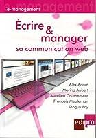 Écrire & manager sa communication web