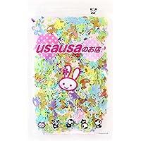 usausaのお店 カラフル木馬(ロッキングホース)の形のスパンコール AB カラー(約14mm×12mm)800枚セット (B432)