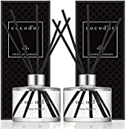 Cocod'or Signature Reed Diffuser, Rose Perfume Reed Diffuser, Reed Diffuser Set, Oil Diffuser & Reed D