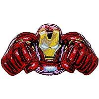 MARVEL 【ワッペン ★アイロン アップリケ★ マーベル/Iron Man アイアンマン/P-MVL-16】 【並行輸入品】