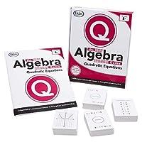 Didax DD-211754 The Algebra Game Quadratic Equations: Basic [並行輸入品]