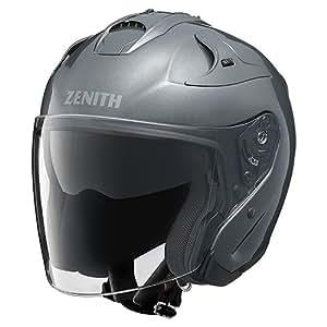 ヤマハ(YAMAHA) ヘルメット YJ-17 ZENITH ダークメタリックシルバー XL(61-62cm) 90791-2303X