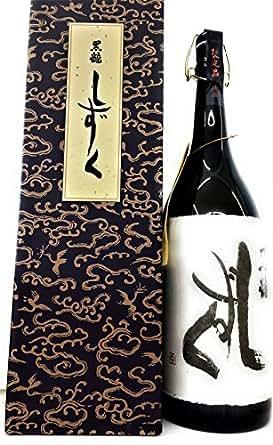 黒龍 しずく1.8L 黒龍酒造