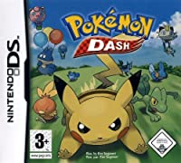 Pokemon Dash (輸入版)