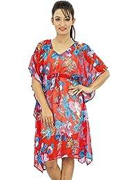 ボーホーHippy AfricanカフタンプラスサイズシャツビーチカバーアップレディースWear Caftan