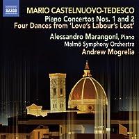 Piano Concertos Nos. 1 & 2 Four Dances from Love's