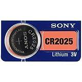 ソニー(SONY) SONY [ ソニー ] 純正品 時計用 ボタン電池 CR2025 (5個) 画像