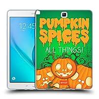 オフィシャル emoji® パンプキン・スパイス ハロウィーン・パロディーズ Samsung Galaxy Tab A 9.7 専用ソフトジェルケース