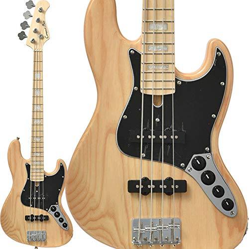Compact Bass コンパクトサイズ・エレキベース CJB-70s ASH/Active (NAT/M)
