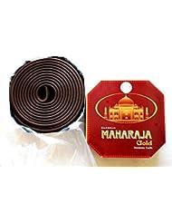バリタイ お香/渦巻き香/マハラジャゴールド/オリエンタルな香りのインド香