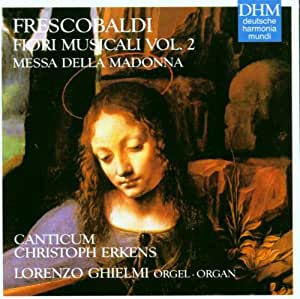 Frescobaldi;Fiori Musicali