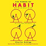 The Power of Habit: Why We Do What We Do in Life and Business 画像