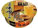エースコック 革麺 芳醇味噌らぁ麺 129g×12個