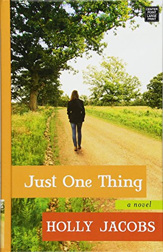 Download Just One Thing (Center Point Large Print) 1683247558