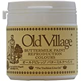 オールドビレッジ バターミルクペイント-CORNER CUPBOARD YELLOWISH WHITE 200ML 13-25