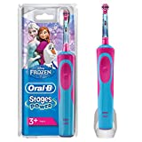 Oral-B Kids Electric Toothbrush, Soft, Power (Frozen)